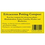 Wool Compost Ericaceous