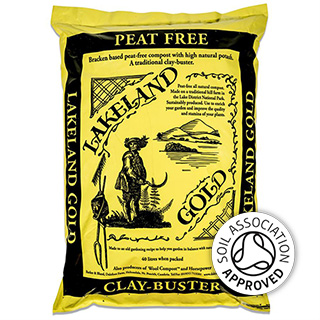 NEW IMPROVED: Lakeland Gold Compost - now Vegan Friendly